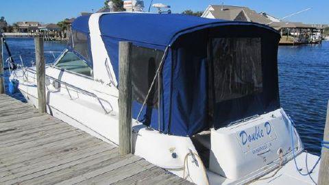 1999 Sea Ray 310 Sundancer At Dock