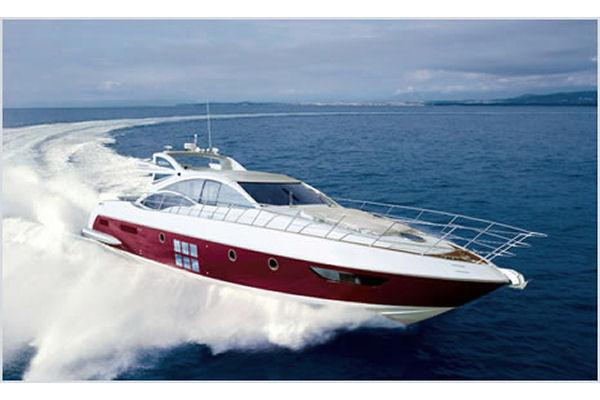 2008 Azimut 62S Manufacturer Provided Image