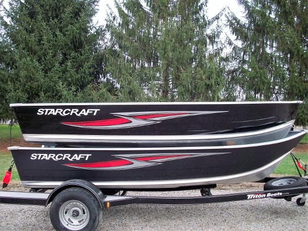 Starcraft new and used boats for sale for Used fishing boats for sale mn
