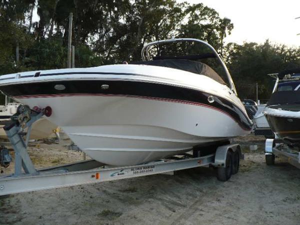 2015 Hurricane SD 2690 OB Deck Boat