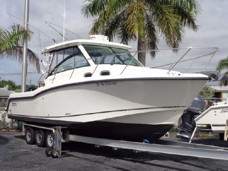 2013 BOSTON WHALER 315 Conquest