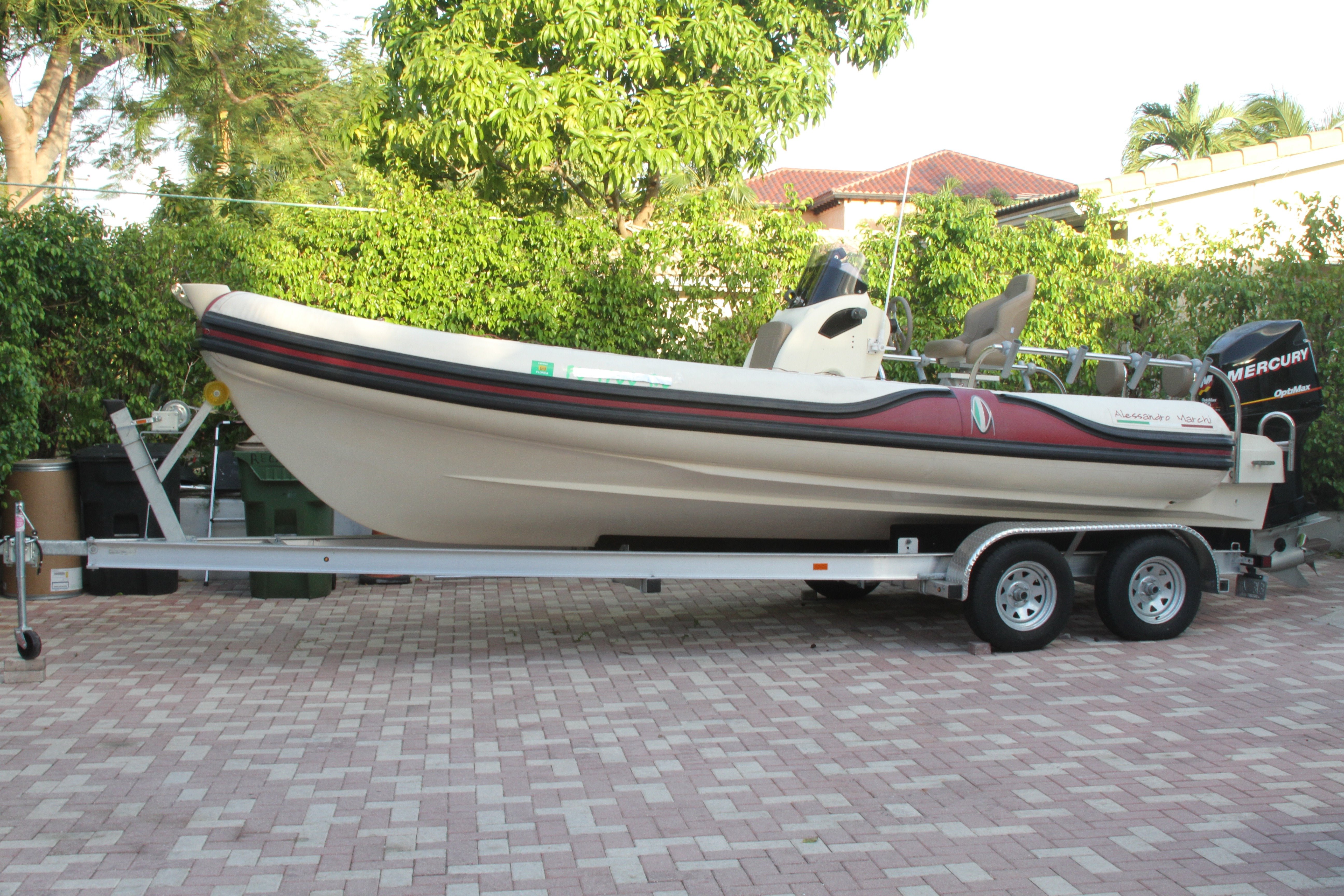 Check out this 2015 Zodiac Alessandro Marchi Rigid on Boattrader com