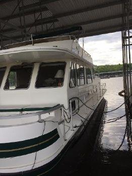 1993 Gibson 50 Cabin Yacht