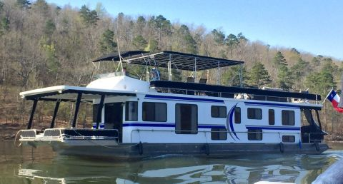 1999 Lakeview 14X60 Houseboat