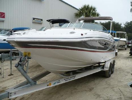 2015 Hurricane SD 2400 OB DECK BOAT