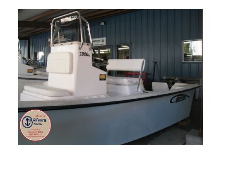 2016 May-craft 1800 Skiff