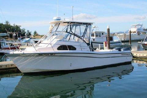 2005 Grady-White 28' SAILFISH Profile