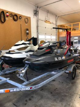 2013 Sea-Doo GTX-IS 255