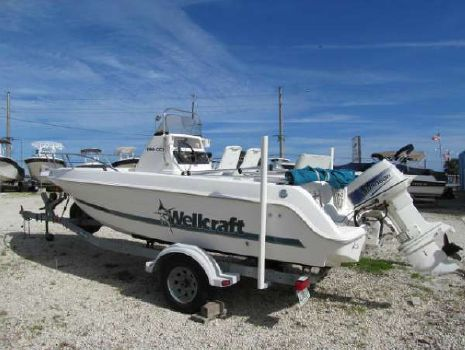 1998 Wellcraft 190 CCF