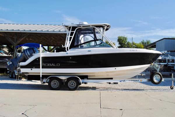 2015 Robalo R247 Dual Console USED-ROBALO-247-DUAL-CONSOLE-FOR-SALE