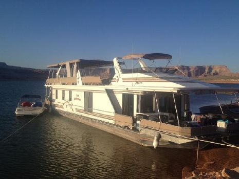 2000 STARDUST Houseboat