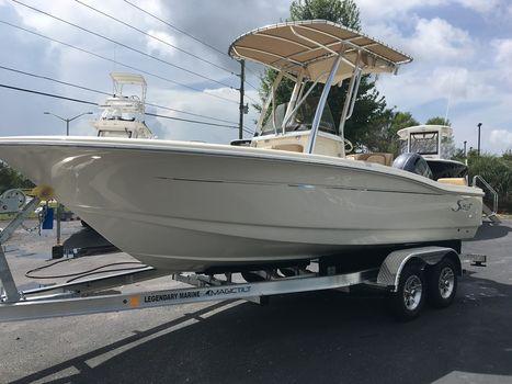 2018 Scout 195 Sportfish