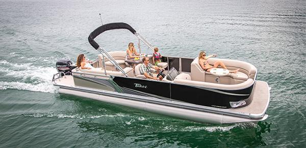 2015 Tahoe Pontoons 24 ft. LTZ Cruise