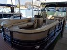 2017 coach pontoons 25 RE Bar Boat - In Stock