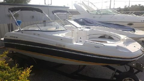 2008 FOUR WINNS F244 FunShip