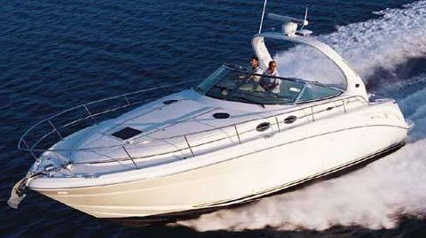 2004 Sea Ray 360 Sundancer Manufacturer Provided Image