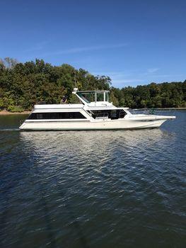 1989 Bluewater Yachts 550 Coastal Cruiser