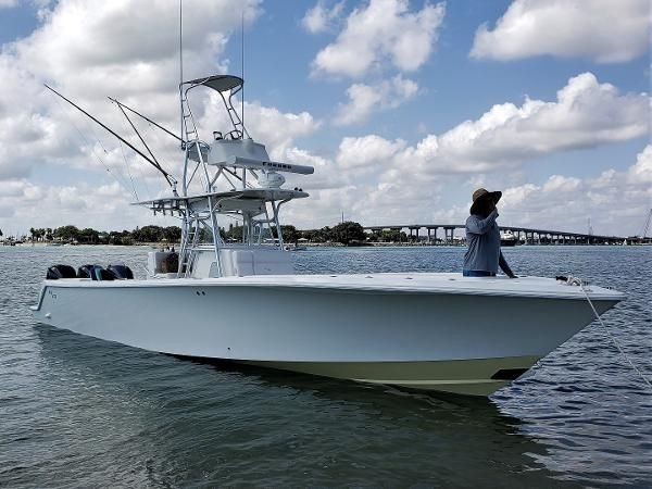 Check out this 2012 SEA VEE 390B on Boattrader com