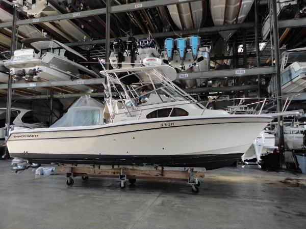 Check out this 2003 GRADY - WHITE 282 Sailfish WA on Boattrader com