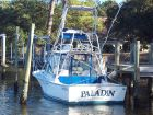 1988 North Coast 24 Sportfishing diesel