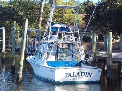 1988 NORTHCOAST 24 Sportfishing diesel