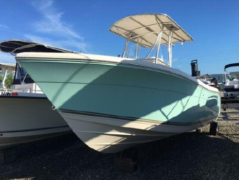 2014 Cobia Boats 201 CENTER CONSOLE