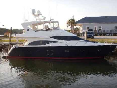2007 Marquis 59 MTU