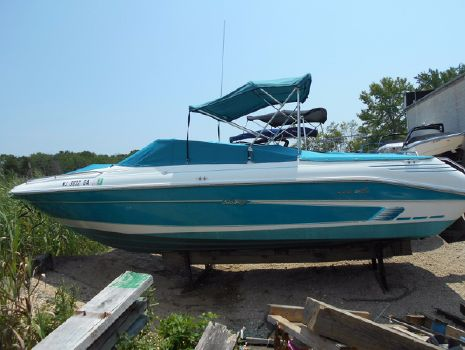 1995 Sea Ray 240 Signature