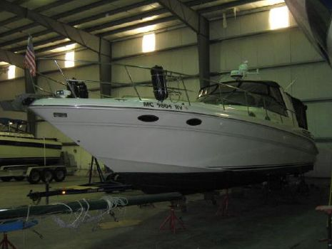 2000 Sea Ray 400 Sundancer