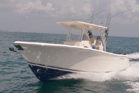 2017 Cobia Boats 296CC