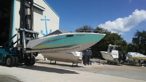 1987 CHRIS - CRAFT 230 Scorpion
