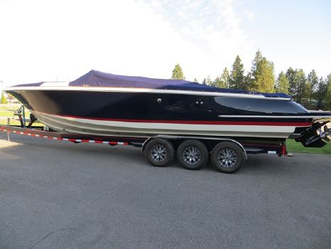 2014 Chris Craft 32 LAUNCH HERITAGE EDITION