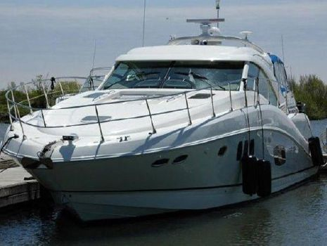 2008 Sea Ray 55 Sundancer Profile