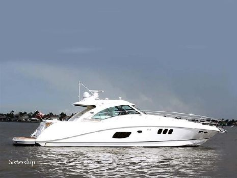 2008 Sea Ray 55 Sundancer Sistership Profile