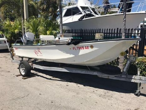 1966 Boston Whaler 17 Montauk