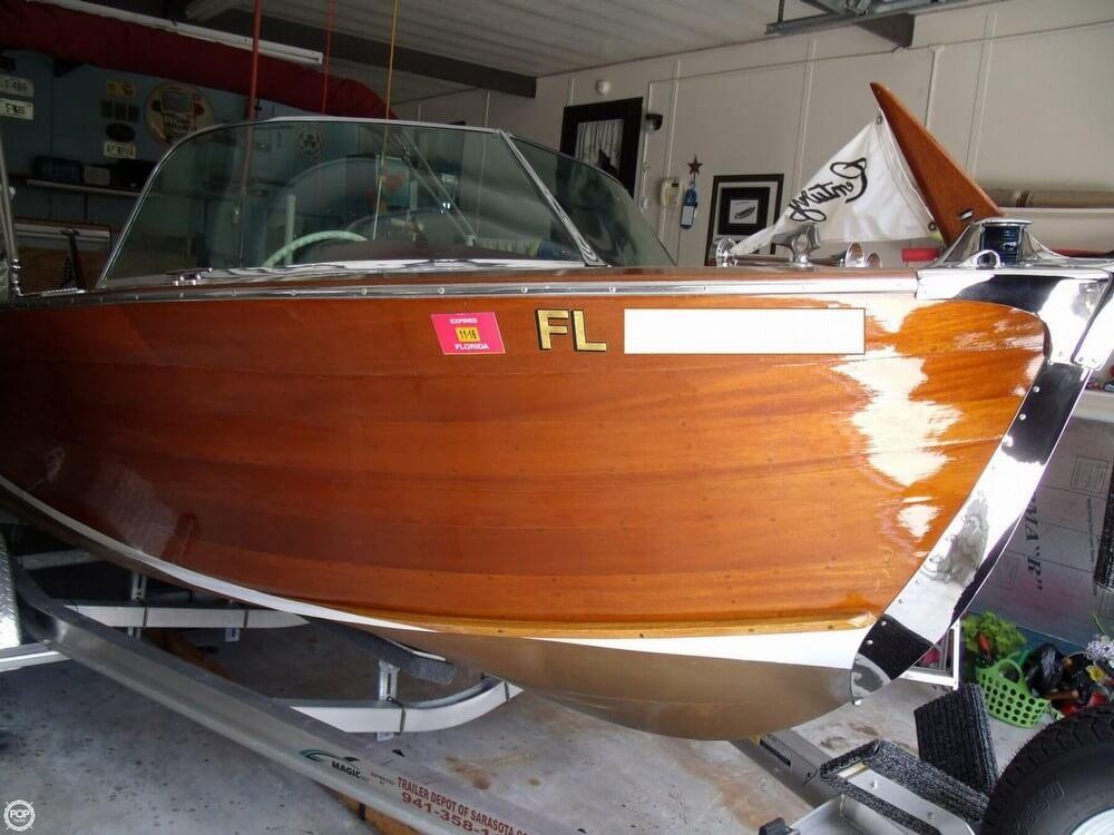 1956 century 21 coronado 21 foot 1956 century motor boat for Century motors of south florida