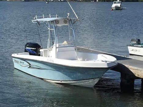 2007 Angler Boats 204f