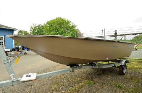 2016 Mirrocraft Outfitter F1415