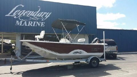 2011 Carolina Skiff 17 DLV