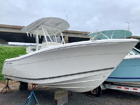 2020 COBIA BOATS 220 Center Console