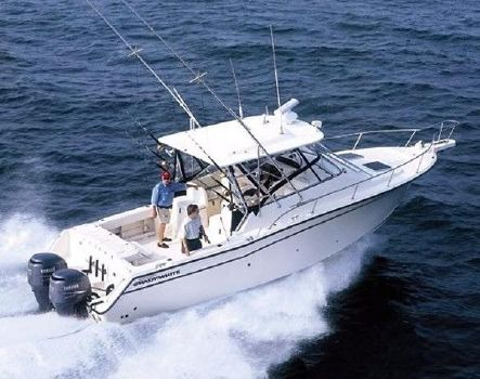 2002 Grady-White 330 Express Manufacturer Provided Image