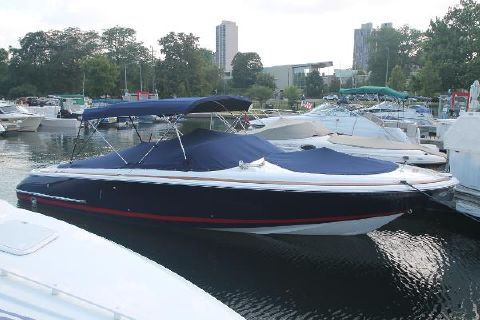 2003 CHRIS - CRAFT 28 LAUNCH
