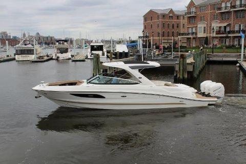 2017 SEA RAY SLX 350 OB