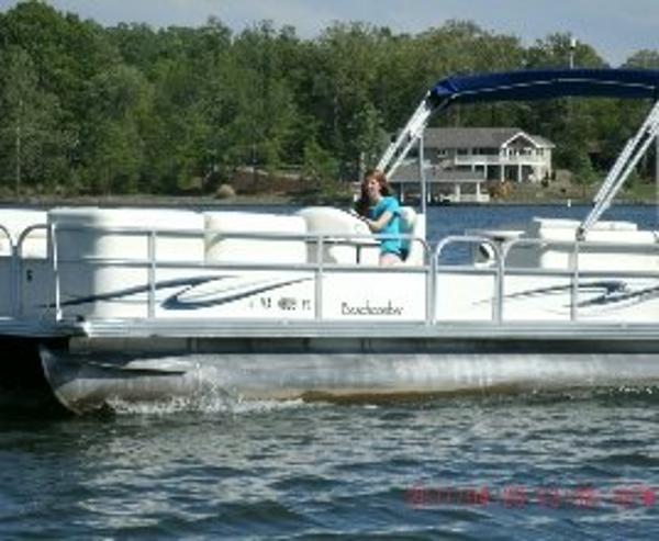 2009 Beachcomber Pontoon 24 Foot 2009 Pontoon Amp Deck