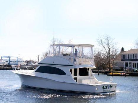 2002 Egg Harbor 52 Sport Yacht