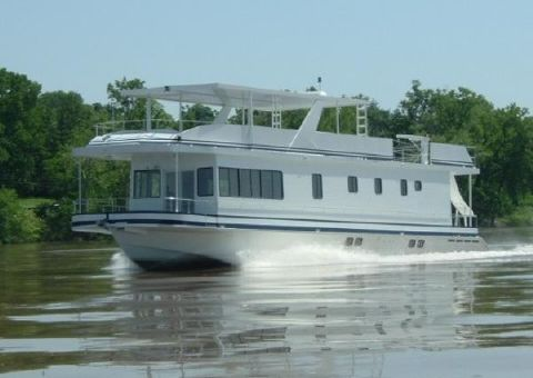 2010 Darling Custom Houseboat