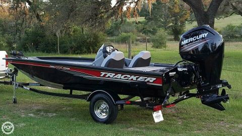 2016 Bass Tracker 17 2016 Bass Tracker Pro 17 for sale in Columbus, TX