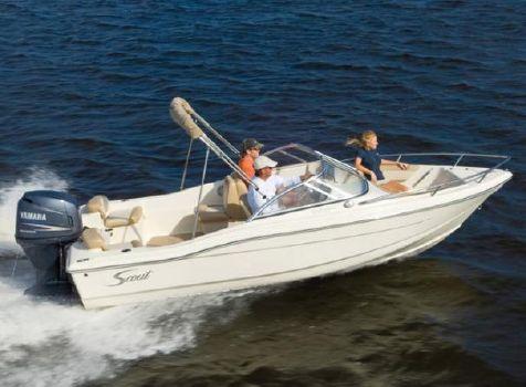 2010 Scout Boats 187 Dorado Manufacturer Provided Image