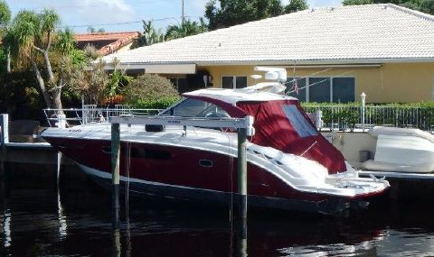 2010 Chaparral 400 Premiere Coupe Diesel IPS  Port profile