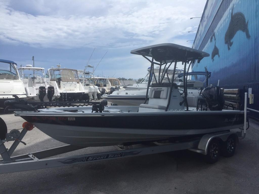 2016 Blazer Bay 2220 Fisherman
